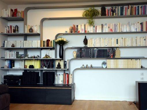 Bibliothèque « Tourne au Tour » – Lille