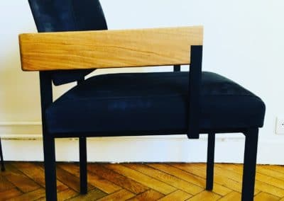 Fauteuil - Charlotte Besson-Oberlin