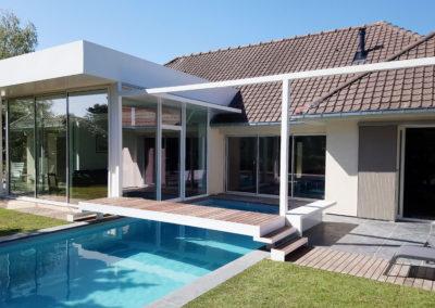 Villa Hourvari - Le Touquet - Alain Demarquette Architecte