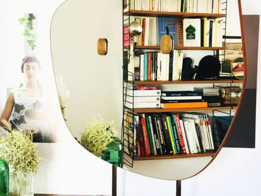 Miroir Charlotte Besson Oberlin, pour l'Agence Dix9mai